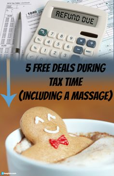 Finish the paperwork and enjoy free cookies, massages, and more!