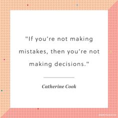 Loving this inspirational Catherine Cook quote.