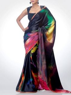 Satya Paul Saree Collection 2013 For Women