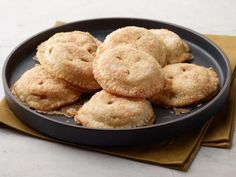 Get Apple Ring Pies Recipe from Food Network