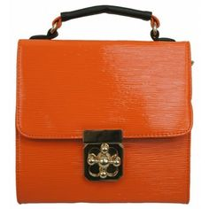 Minerva Collection Small Hard Cased Fashion Shoulder Handbag Orange & Black http://www.amazon.co.uk/dp/B003B9TP0S/ref=cm_sw_r_pi_dp_c4sWqb1B6CHV5