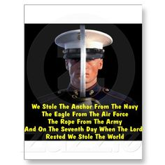 What makes a Marine.