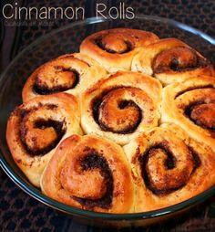 #Cinnamon #rolls {rollos de #canela}