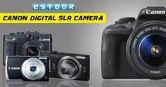 Get Up to 15% OFF on Canon Digital Slr Camera' s. Shop Now @ eSTOOR.com