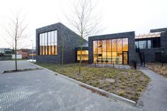 Gallery - New Public Library Zoersel / OMGEVING Architecture - 1