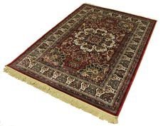 Indian Rug - Red - 802