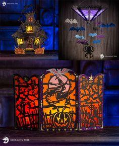 Lily's Halloween Decor SVG Bundle