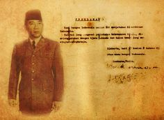 Indonesia,or the Republic of Indonesia, proclaimed its independence on Augustus 17, 1945 following the surrender of Japanese to the Allies in the Southeast Asia and the vacuum of foreign powers. The declaration of independence was read by Soerkarno, accompanied by Hatta at Jalan Pegangsaan Timur 56, Jakarta.