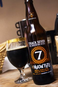 Track Seven Brewing Co. Nukin' Futz beer review! This is true winner!