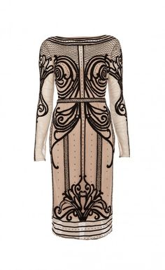 Crivelli Fitted Dress