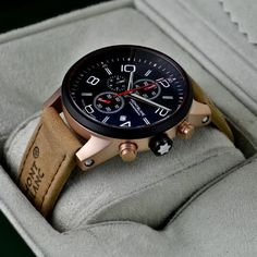 mont blanc watches for men - Google Search Más #luxurywatches