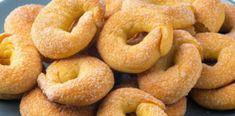 Cukorgyűrű – a legfinomabb karácsonyi keksz, amit eddig készítettem! Hungarian Recipes, Bagel, Bread, Foods, Food Food, Food Items, Bakeries, Breads
