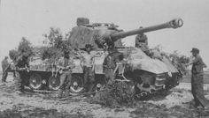 king tiger henschel turret - Bing Images
