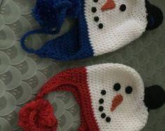 Muñeco de nieve conjunto muñeco de nieve por AgnesPhotoProps