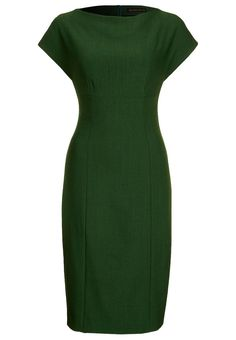 Plein Sud | Green dress, MadMen, Joan Holloway