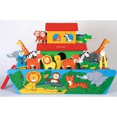 Giant Noah's Ark