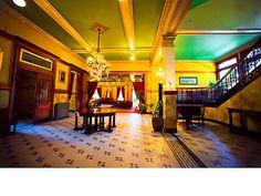 interior of castle green hotel pasadena | Castle Green