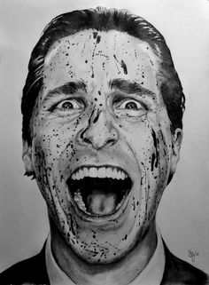 Psycho CB Drawing