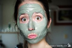This exfoliating, pore cleaning face mask is full of minerals, enzymes, and vitamins to leave your face feeling fresh and awesome. I blended mineral rich Dead Sea mud, enzyme loaded raw honey, and some water for the base of my … Continue reading →