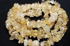 Yellow Citrine Chip Beads Crystal information uses and Yellow Citrine Chip Beads benefits Breathe In The Lifeforce Your #1 Audio Affirmations and Crystal Database.