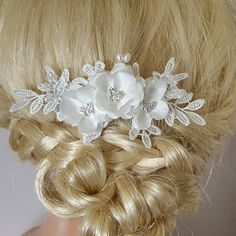Check out this item in my Etsy shop https://www.etsy.com/listing/293264639/bridal-hair-comb-wedding-comb-butterfly