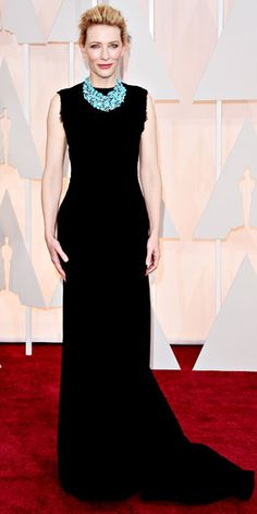 Oscars 2015 Best Dressed, Lupita Nyong'o Oscars Gown : People.com