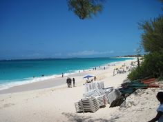 Nassau, Bahamas.  (Cabbage Beach)  Visited twice: April 2010, May 2011