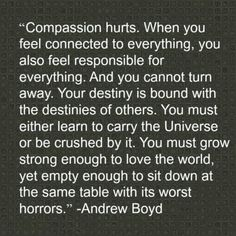 Empaths & Highly Sensitive People (HSP) •~• Andrew Boyd