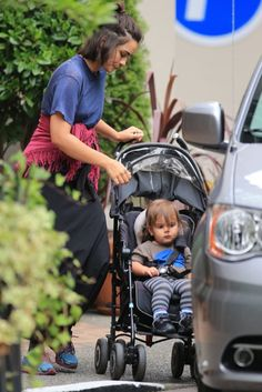 51191134 'Wayward Pines' actress Shannyn Sossamon leaving her Vancouver, Canada hotel with her son Mortimer on August FameFlynet, Inc - Beverly Hills, CA, USA - Shannyn Sossamon, Days Out, Beverly Hills, Baby Strollers, Sons, Children, Baby Prams, Young Children, Boys