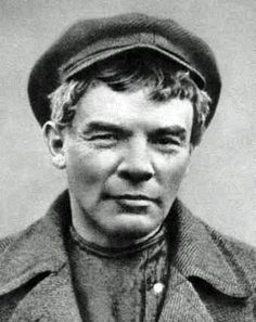 "11th August 1917: Lenin without a beard.  I'll pin him buy not ""like"" him."