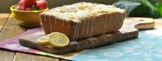 Gluten-Free Limoncello Pound Cake - gfJules™ – This gluten-free lemon pound cake is perfectly tart, sweet and tipsy with the addition of both fresh-squeezed lemon juice and Italian Limoncello! Gluten Free Cakes, Gluten Free Baking, Gluten Free Desserts, Gluten Free Recipes, Gf Recipes, Sweet Recipes, Passover Recipes, Lemon Recipes, Recipes