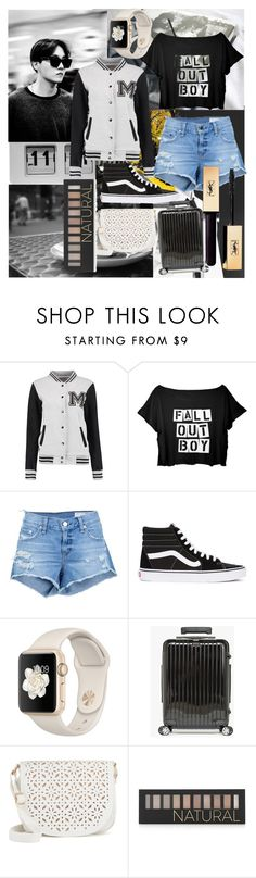 """""""#8"""" by ayahg13 ❤ liked on Polyvore featuring STELLA McCARTNEY, rag & bone/JEAN, Vans, Salsa, Under One Sky and Forever 21"""