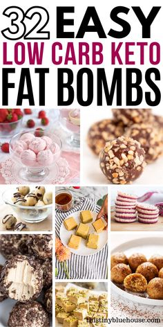 Diet Snacks Stay full longer and feel more energized with one of these delicious and easy craving buster keto fat bombs. Here are 32 decadent fat bomb recipes you gotta try! Low Carb Desserts, Low Carb Recipes, Diet Recipes, Snack Recipes, Recipes Dinner, Crockpot Recipes, Vegetarian Recipes, Keto Fat, Low Carb Keto