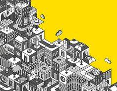 """Check out new work on my @Behance portfolio: """"City Identity Spoleto"""" http://be.net/gallery/37210407/City-Identity-Spoleto"""