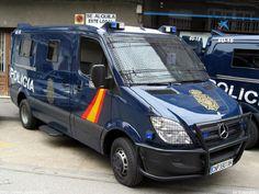 Unidad de Intervención Policial_ UIP_ Comisaría General de Seguridad Ciudadana del CNP