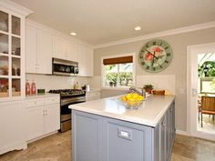 Cottage Style Kitchens | ... Design and images gallery related to Cottage Style Kitchen Island