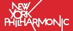 New Logo for New York Philharmonic by MetaDesign #grafica #logo