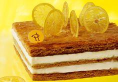 MILLEFEUILLE INFINIMENT CITRON @ Pierre Herme (Paris) ♥ Dessert