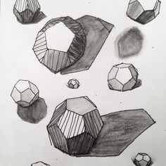 Dodecahedron studies