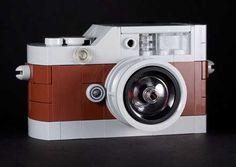 レゴで精巧に再現されたライカカメラ「Leica M9-P Hermes」 http://designwork-s.com/article/347102476.html