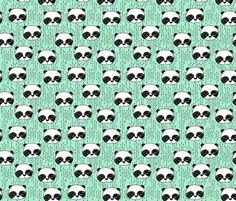 ©  Copyright  Andrea Lauren -  You are permitted to sell items you make with this fabric, but request you credit Andrea Lauren as the designer. Coordinates:  Solids -- Warm, Solids - Cool, Dots  View the Entire Panda Collection