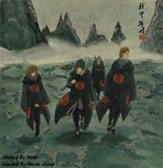 408Sasuke and his team by Sherlock2008 on deviantART