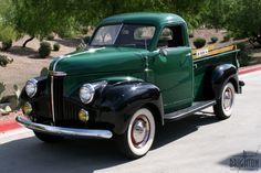 Studebaker  M5 Coupe Express Pickup Truck 1947