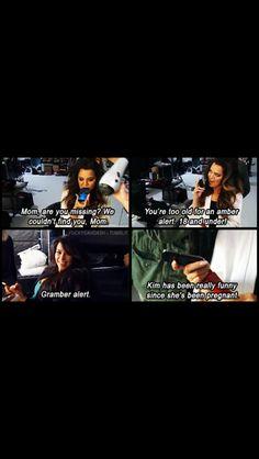 Funny Kim Kardashian :)