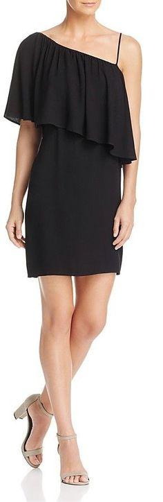 Ella Moss Stella One-Shoulder Dress