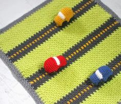 Your child is going to love this innovative Super Speedsters Blanket Pattern.