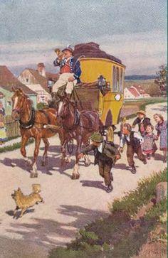 Illustration von Professor Paul Hey, Maler, Grafiker und Illustrator (19.10.1867 in München - 14.10.1952 Gauting)