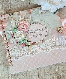 Papiernictvo - Svadobný fotoalbum - 8919625_
