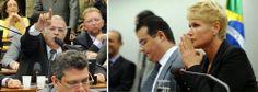 Taís Paranhos: PSB tira da Comissão de Constituição e justiça deputado que ofendeu Xuxa...