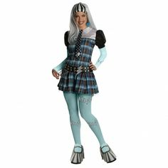 Cosplays: Cosplay Frankie Stein de Monster High